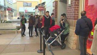 Black Friday shopping in Houston begins