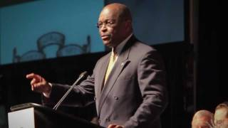 Herman Cain speech at GA GOP Convention