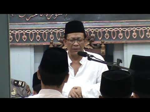 KH Munif Zuhri 2018 01 04 Malem Jumat Kliwon