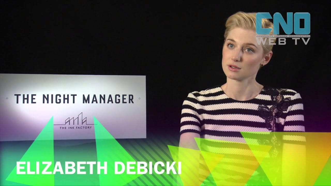 Download The night manager parlano  Tom Hooper e Elizabeth Debicki