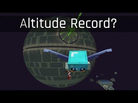 Cubfan's Altitude Record | Minecraft 1.13