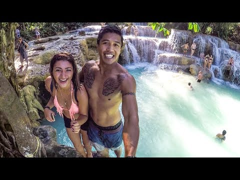 47 | FINALLY A WATERFALL JUST LIKE THE PHOTOS!!! (Southeast Asia Travel VLOG)
