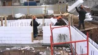 Новую технологию строительства осваивают в Вологде(, 2011-04-06T09:15:52.000Z)