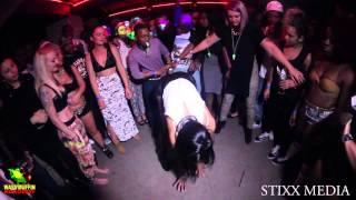 Bournemouth Dancehall Queen Competition [Likkle Legz]- Wassmuffin Academy | Stixx Media 2014