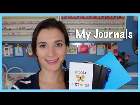 My Journals: Managing Physical and Emotional Health (2014)