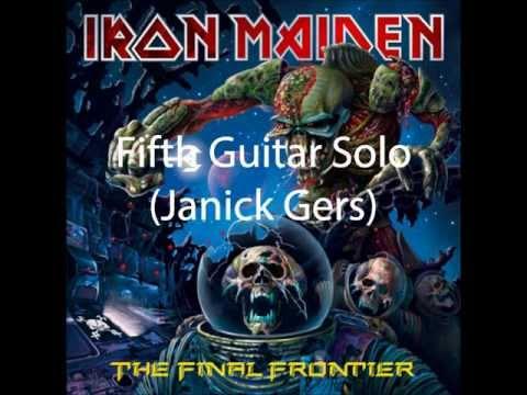 Iron Maiden - When the Wild Wind Blows Lyrics (Full HD/HQ)