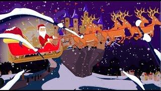 Bate o Sino Pequenino clip de Natal + 30 Minutos de Musicas infantis -