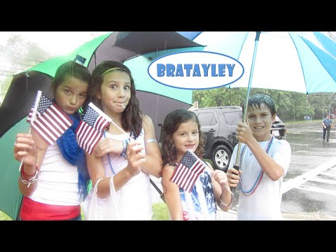 Raining on Our 4th of July Parade (WK 235.4) | Bratayley