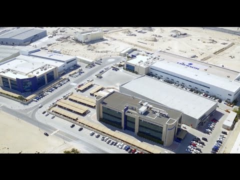 Emerson's Capabilities in the Middle East & Africa – Process Systems & Solutions
