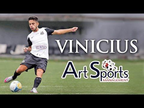 Vinicius - Atacante - Santos