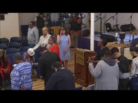 City Of Refuge UCC  Sunday Worship Service Father's Day  June 16, 2019