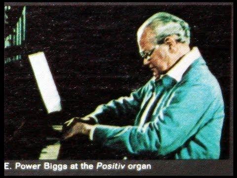 Bach / E Power Biggs, 1975: Jesu Joy of Man's Desiring - Leipzig Gewandhaus Orchestra, LP