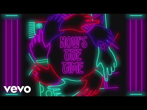 Moon Taxi - Now&39;s The Time  Lyric