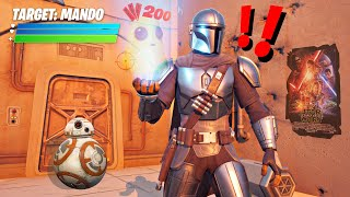 NEW *STAR WARS* UPDATE in FORTNITE!