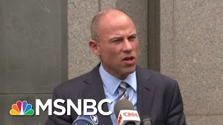 Michael Avenatti: 'I Know For A Fact' Cohen Has A Tape Of Trump | The Beat With Ari Melber | MSNBC thumbnail