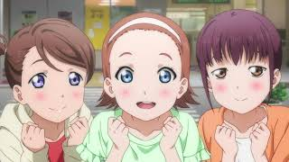 Love Live! Sunshine 7 эпизод Живая любовь