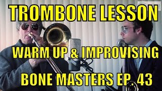 Bone Masters: Ep. 43 - Bill Watrous