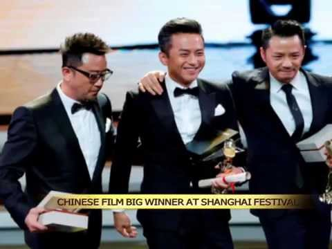Chinese film big winner at Shanghai Film Festival