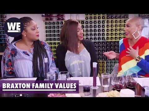 Tamar's New Man Meets Vince! | Braxton Family Values