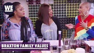 Tamar's New Man Meets Vince! | Braxton Family Values