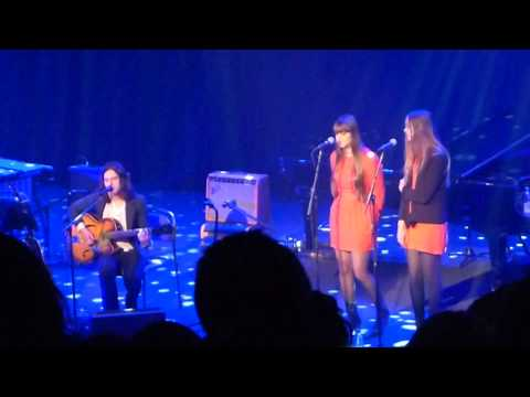 CONOR OBERST and FIRST AID KIT 2013 - Stockholm  26 jan