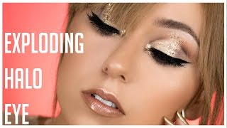 EXPLODING HALO EYE | ROSE SIARD