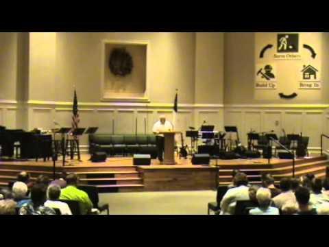 "8/9/15 Vansickle Baptist Church morning service ""Be ready"""