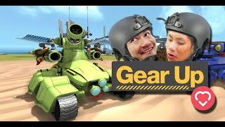 Gear Up : ดับเครื่องเกรียน!! Feat. น็อตฮี๋ฮี๋