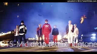 Bts-mic drop remix ringtone