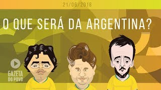 COPA DO MUNDO 2018: Argentina x Croácia – jogão do dia