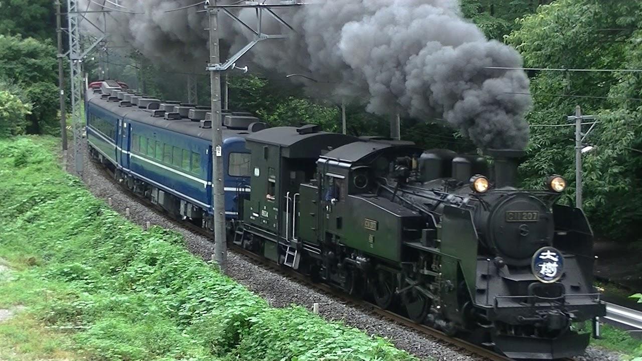 大樹 sl 火入れ式も終わり2機体制に!東武鉄道「SL大樹」の今後に夢が膨らむ