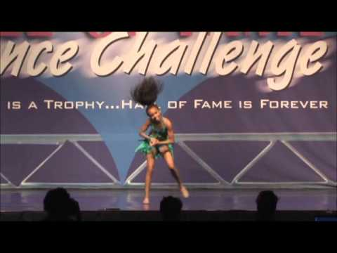 Genneya Walton Cold Hearted Jazz Solo 2012 Mather Dance Company