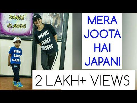 Easy Dance Steps | Mera Joota Hai Japani | Manju Nautiyal | Khatwik Ganta | Rising Dance Classes🕺💃