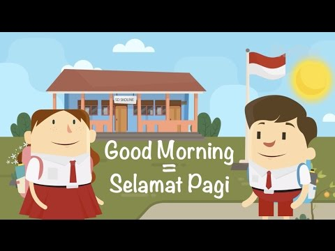 Video Belajar - Greetings