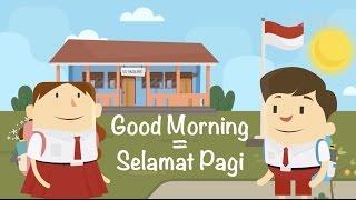 Video Belajar - Greetings