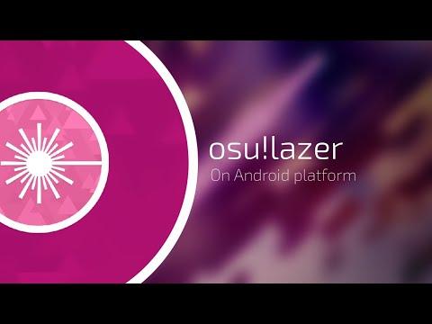 osu!lazer on Android | An early development build | MochaMochi