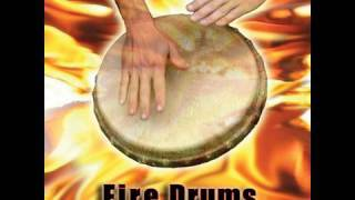 Drum Music video - Fire Drums by Ariel Kalma / Kamal M. Engels from album Fire Drums