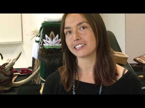 Native Arts and Culture Program Student Testimonial - Jessica