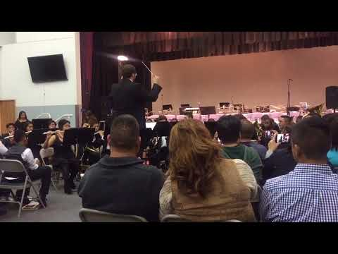 Otay Ranch High School Concert Band - Secret Agent Santa