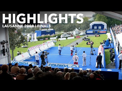 Archery World Cup 2008 - FINAL STAGE - TV Magazine