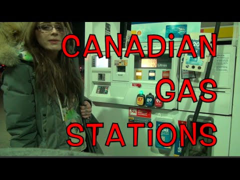 Gas Stations In Canada | Tash(dot)O