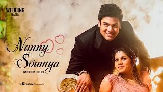 Nanny ♥ Soumya Wedding Teaser
