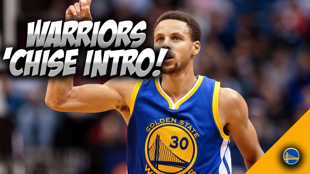 NBA 2K18 Warriors MyLeague Intro - YouTube