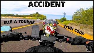 ACCIDENT - IL ME RENTRE DEDANS 😔 (interfile)