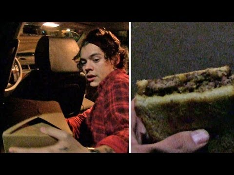 Harry Styles  Hungry?? Eat My Meat  TMZ
