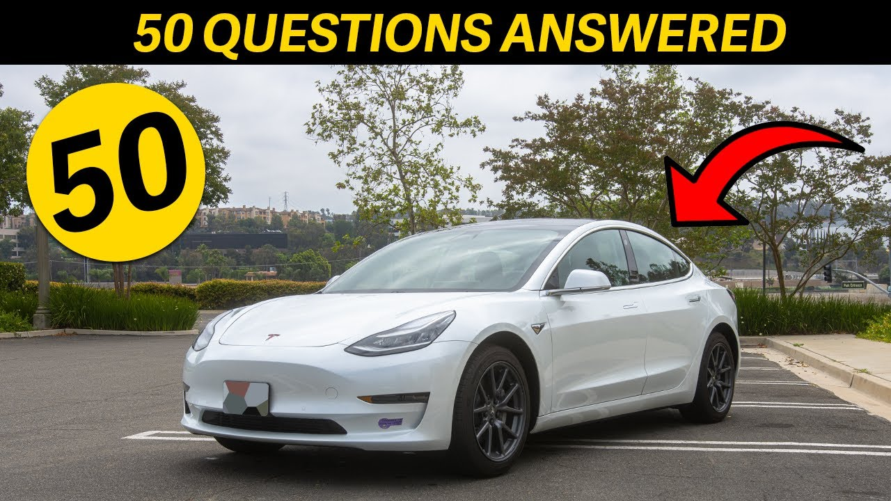 How to do EVERYTHING (Complete Guide)  - Tesla Model 3