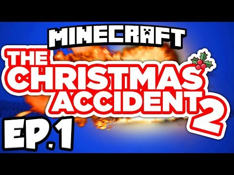 Minecraft: The Christmas Accident 2 Ep1  SANTA MISSING ON CHRISTMAS EVE! Christmas Roleplay Map