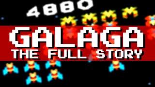 The History of GALAGA | Retro Arcade Documentary