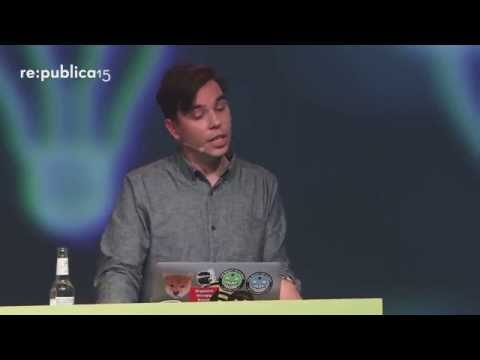 re:publica 2015 - James Bridle: Living in the Electromagnetic Spectrum on YouTube