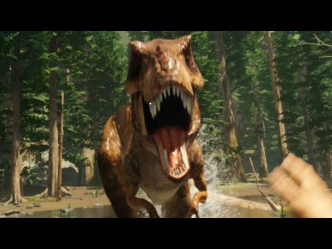 Dinosaur Survival Game - Project Crynosaurs